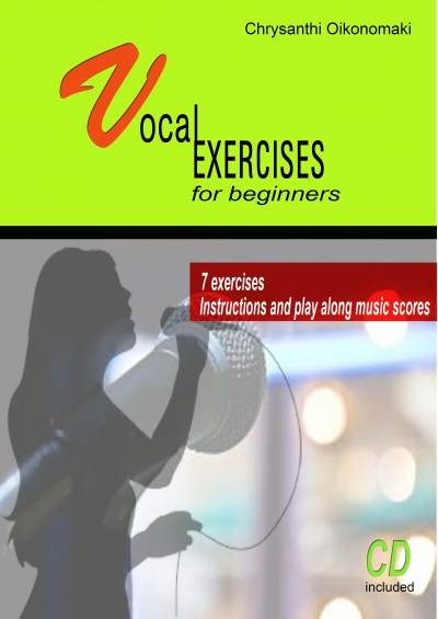 Vocal Exercises for Beginners - Chrysanthi Oikonomaki ebook
