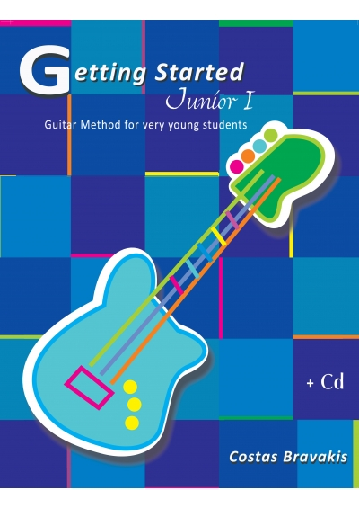 Getting Started Junior I (english version) - COSTAS BRAVAKIS