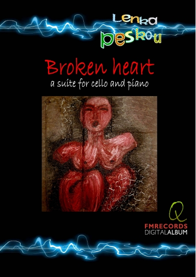 BROKEN HEART, Lenka Peskou ebook