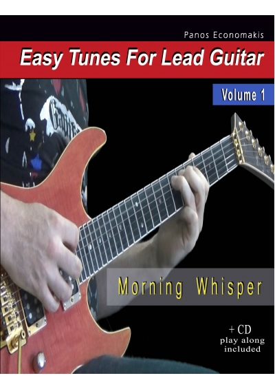 Easy Tunes for Lead Guitar,Vol.1- Panos Economakis e-book