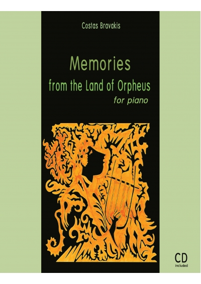 Memories from the Land of Orpheus- Costas Bravakis e-book