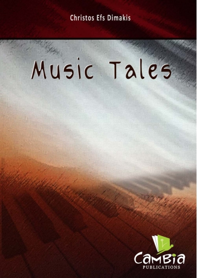 Music Tales -Christos Efs Dimakis- ebook