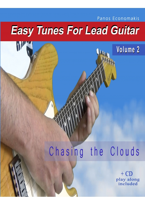 Easy Tunes for Lead Guitar,Vol.1- Panos Economakis